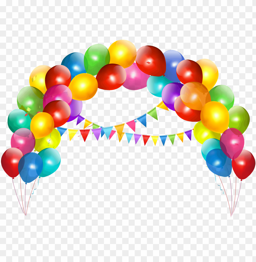 free PNG clipart balloons - clear background balloons clipart PNG image with transparent background PNG images transparent