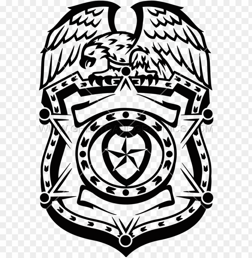 free PNG clipart black and white stock police badge production - black and white police badge PNG image with transparent background PNG images transparent