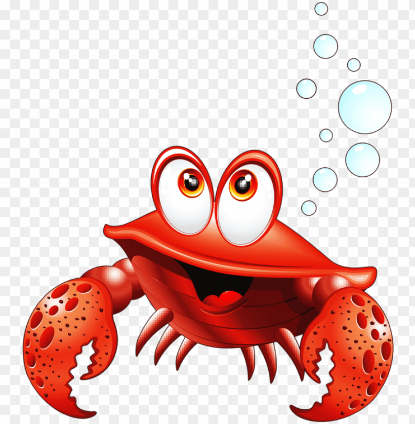 Clipart Fish Crab Cartoon Crabs Png Image With Transparent Background Toppng Lovepik provides 290000+ cartoon crab photos in hd resolution that updates everyday, you can free download for both personal and commerical use. clipart fish crab cartoon crabs png