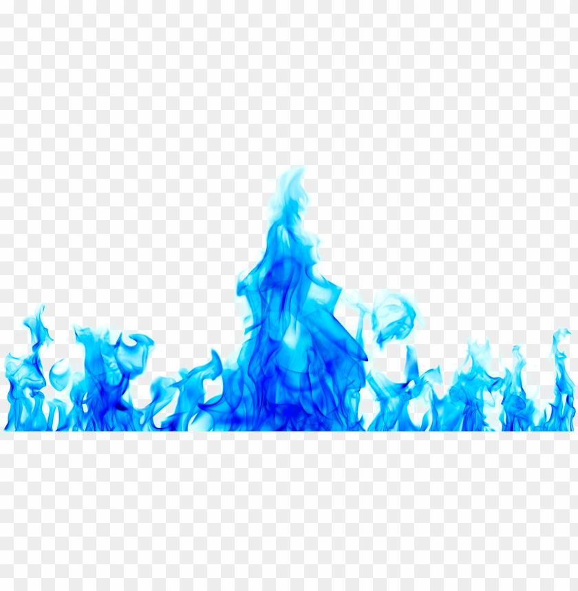 clipart flames blue - blue fire transparent background PNG image with transparent background@toppng.com