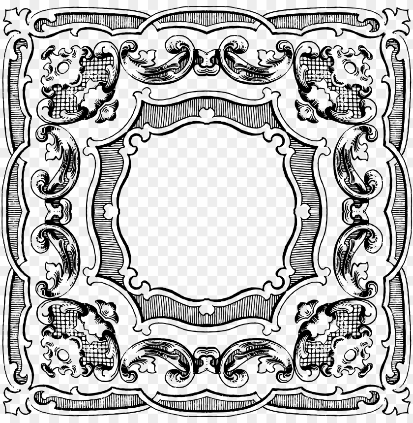 free PNG clipart free download svg frame fancy - fancy frame PNG image with transparent background PNG images transparent