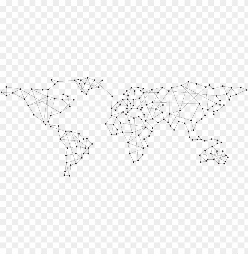 free PNG clipart freeuse download stylized map of the world - stylized world map PNG image with transparent background PNG images transparent