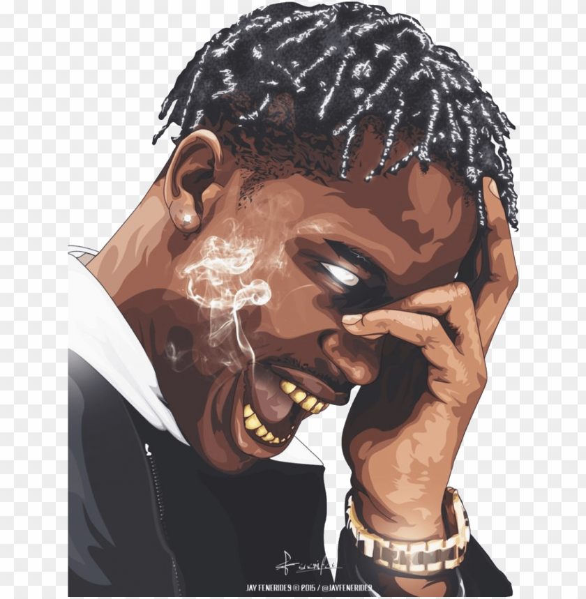 free PNG clipart freeuse library rapper hip hop music art beat - travis scott fan art PNG image with transparent background PNG images transparent