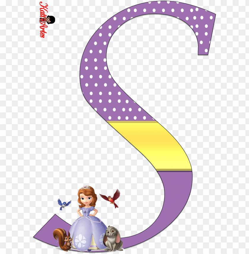 free PNG clipart letters princess - sofia the first all alphabets PNG image with transparent background PNG images transparent