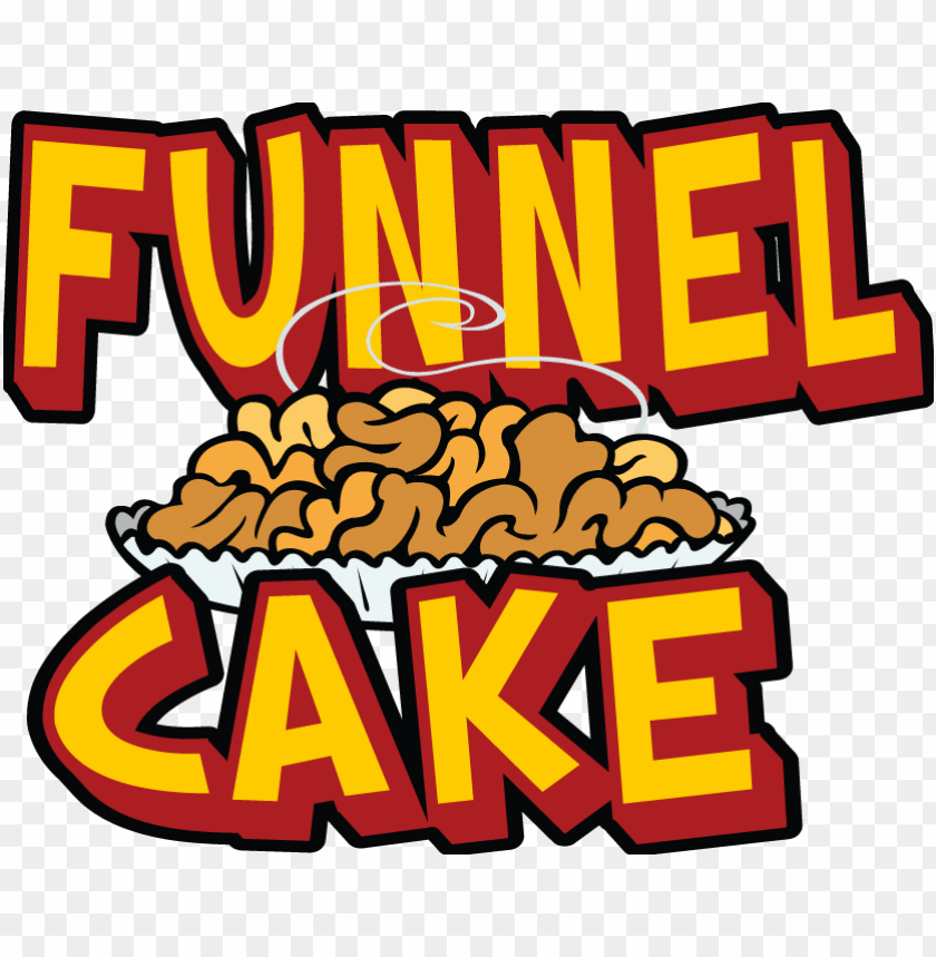 free PNG clipart royalty free bake shoppe items near huntley - funnel cake clipart PNG image with transparent background PNG images transparent