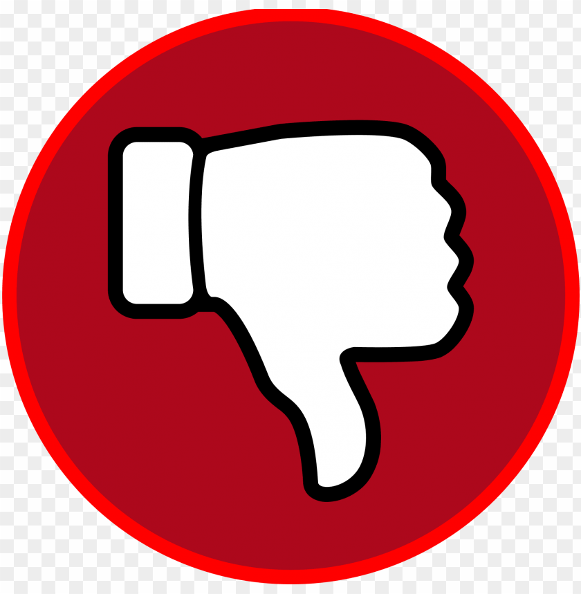 clipart thumbs down - thumb signal PNG image with transparent ...