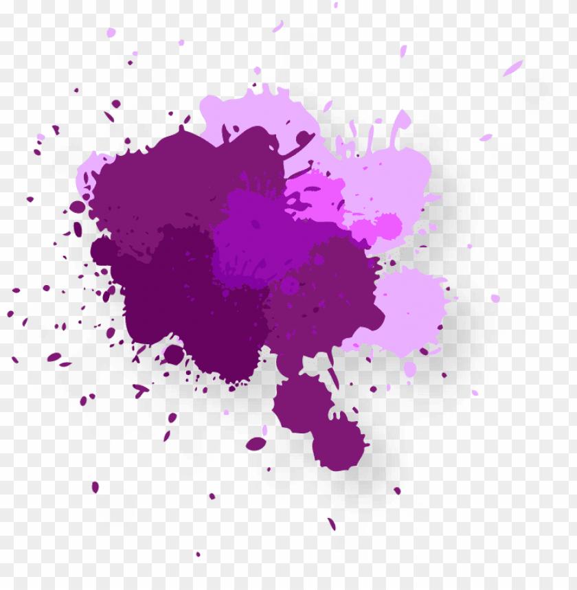 Transparent Background Clipart Paint Splash