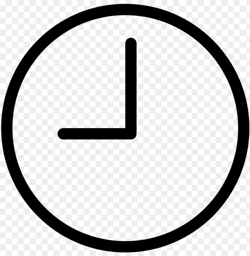 free PNG clock 9pm clock 9pm clock 9pm - clock icon 9 pm PNG image with transparent background PNG images transparent