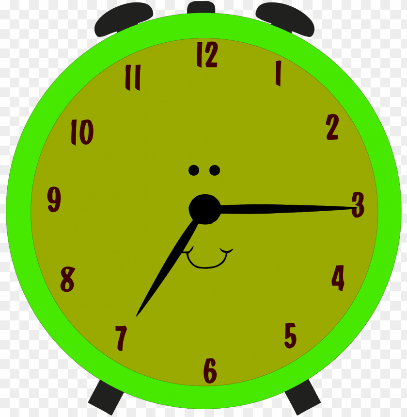 free PNG clock smile watch cartoon clipart png - clock PNG image with transparent background PNG images transparent