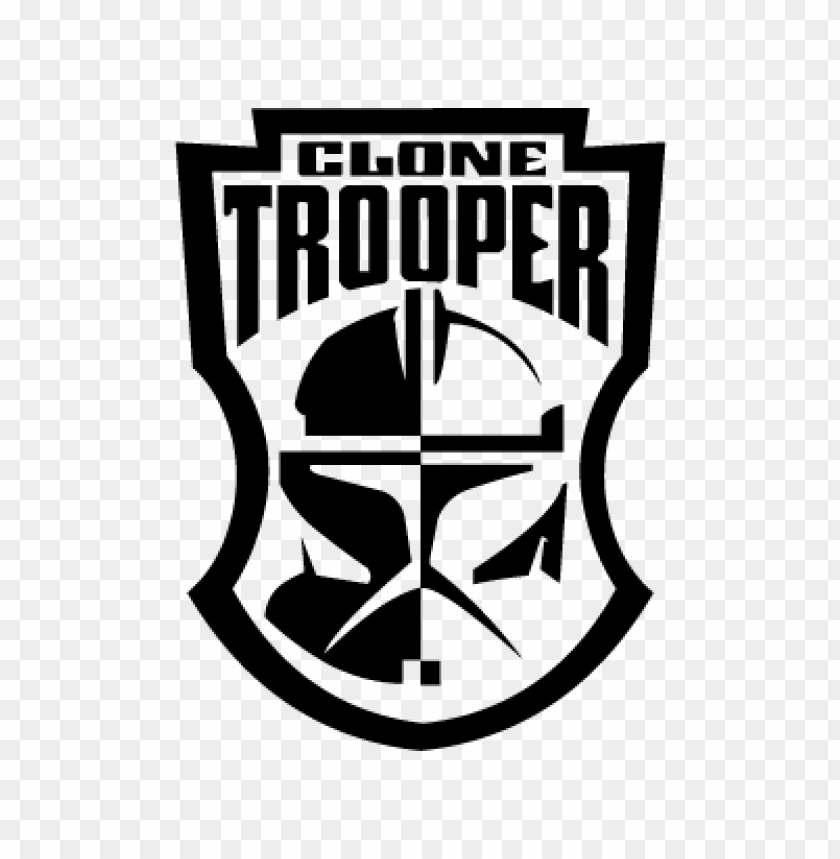free PNG clone trooper logo vector free download PNG images transparent