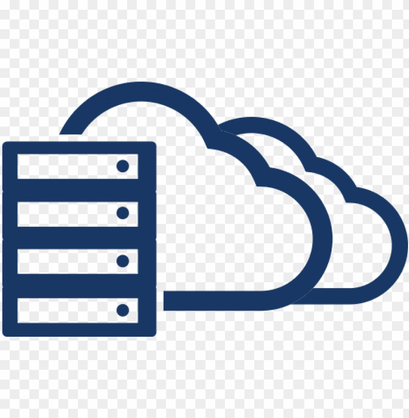 free PNG cloud server icon - cloud server icon transparent png - Free PNG Images PNG images transparent