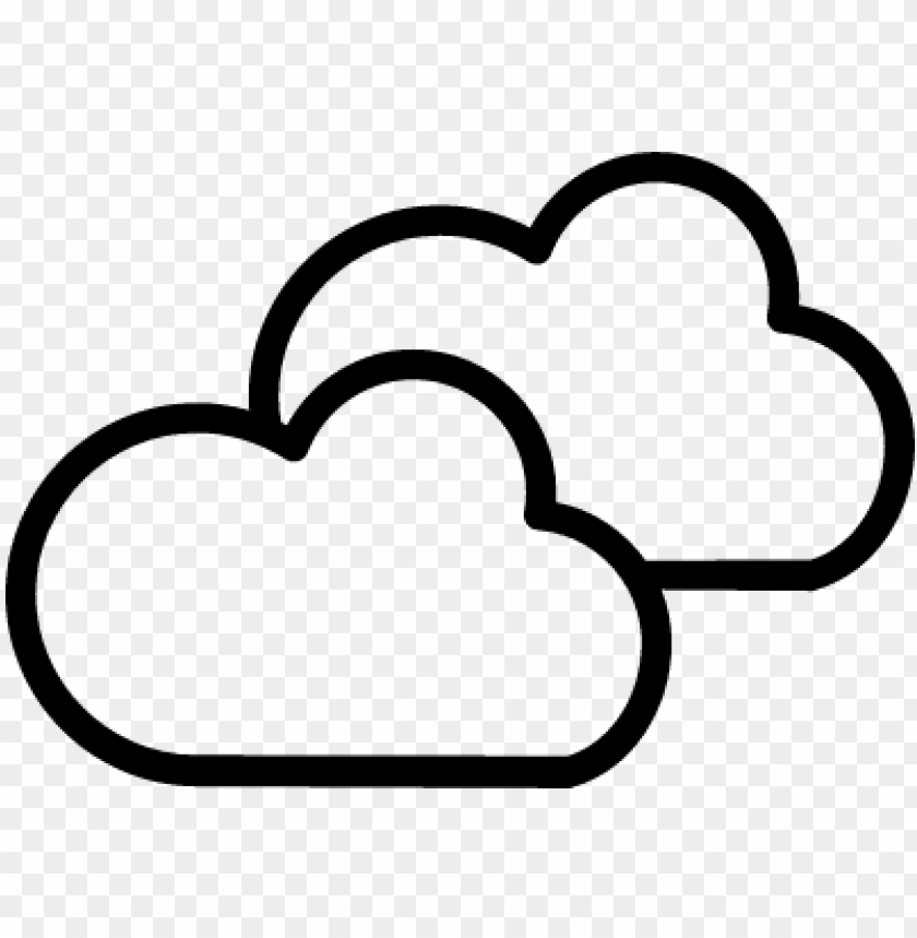 free PNG cloudy weather symbol PNG image with transparent background PNG images transparent