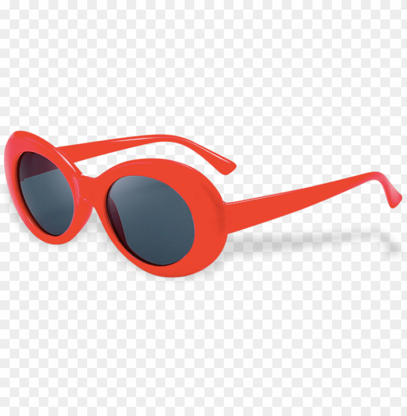 free PNG clout - cool women men kurt cobain mirrored glasses sunglasses PNG image with transparent background PNG images transparent