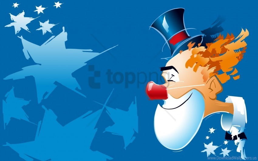 free PNG clown, face, hat, humor, makeup wallpaper background best stock photos PNG images transparent