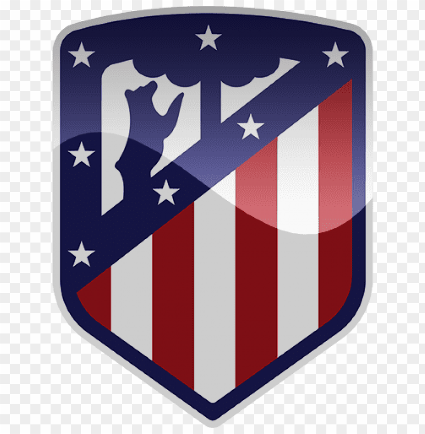 free PNG club atletico de madrid football logo png png new logo png new crest new badge png - Free PNG Images PNG images transparent