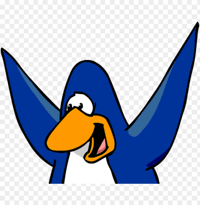 free PNG club penguin wiki - club penguin penguin old PNG image with transparent background PNG images transparent
