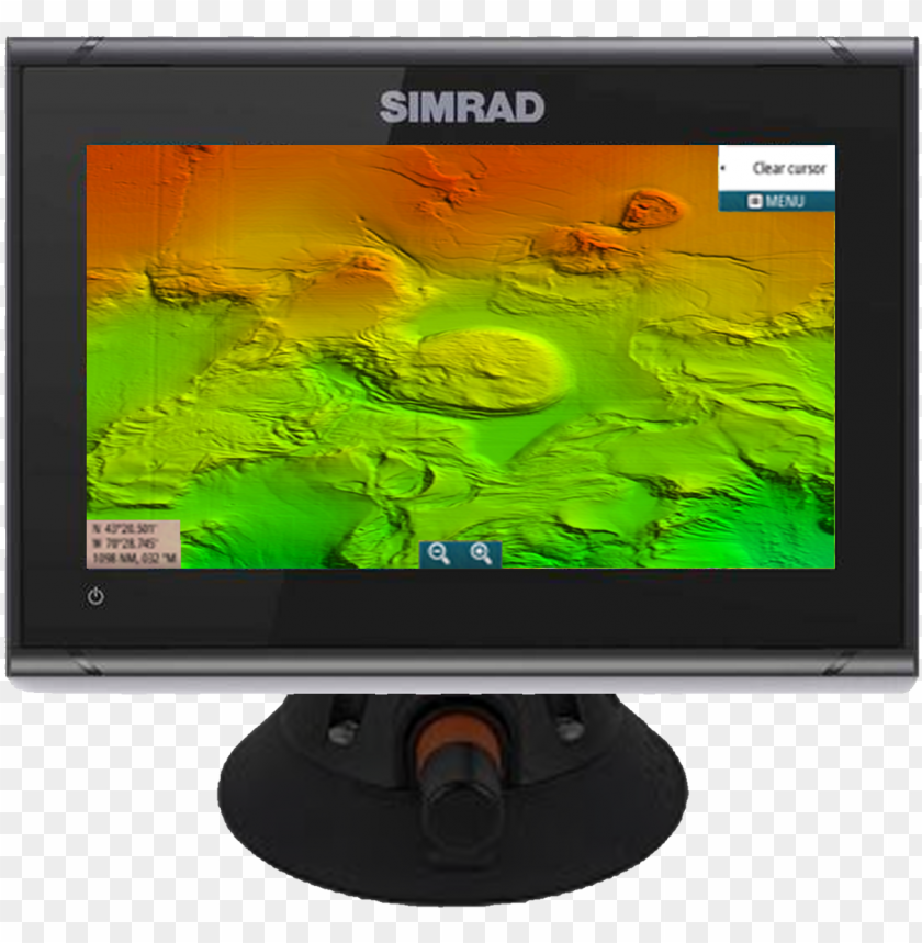 free PNG cmor map pak simrad go7 xsr PNG image with transparent background PNG images transparent