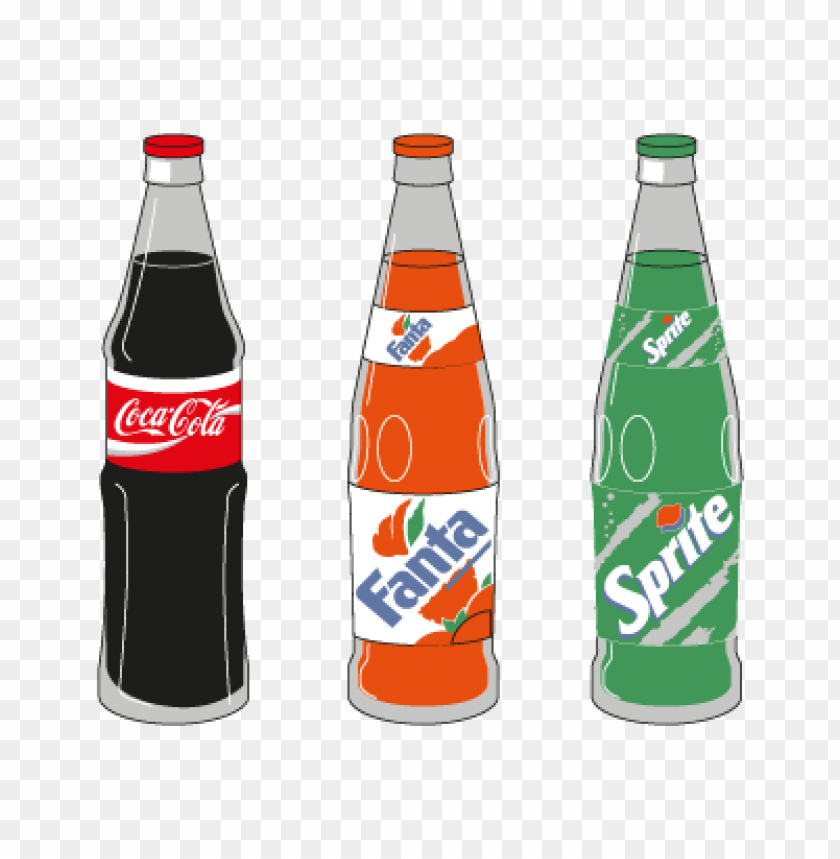 free PNG coca-cola 3 products vector logo PNG images transparent