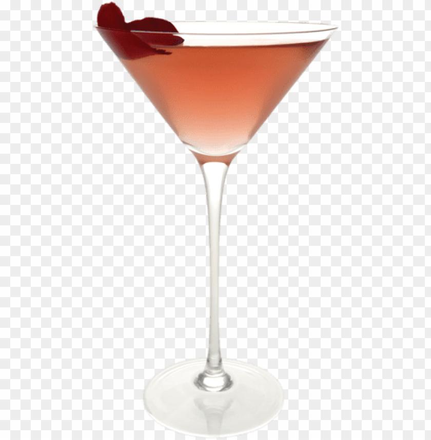 free PNG cocktail clipart transparent - rose cocktail PNG image with transparent background PNG images transparent