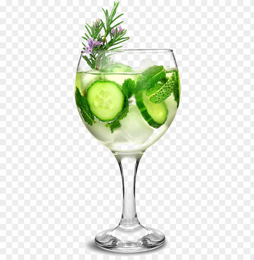 free PNG cocktail glass transparent image - city gin balloon glasses 22.7oz / 645ml - set of 6 PNG image with transparent background PNG images transparent