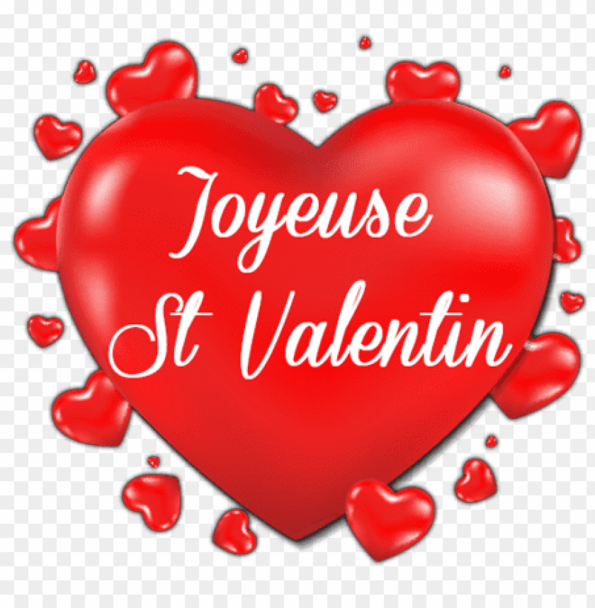 Coeur Saint Valentin Png Image With Transparent Background Toppng