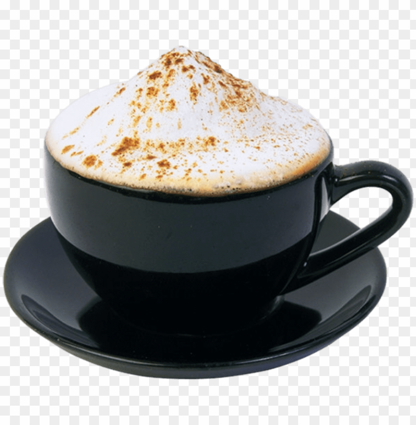 Coffee Clipart Cappuccino Cappuccino Vs Latte Png Image With Transparent Background Toppng