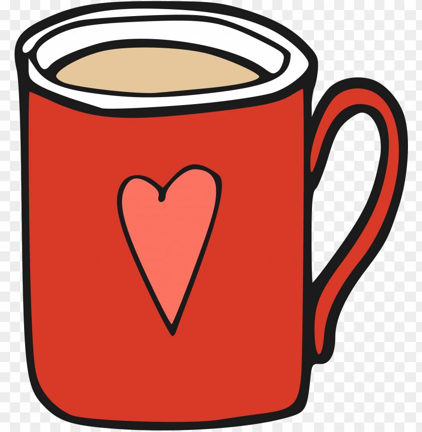 free PNG coffee cup mug clip art - mug clipart PNG image with transparent background PNG images transparent