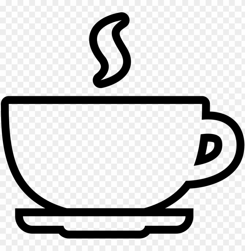 free PNG coffee cup outline PNG image with transparent background PNG images transparent