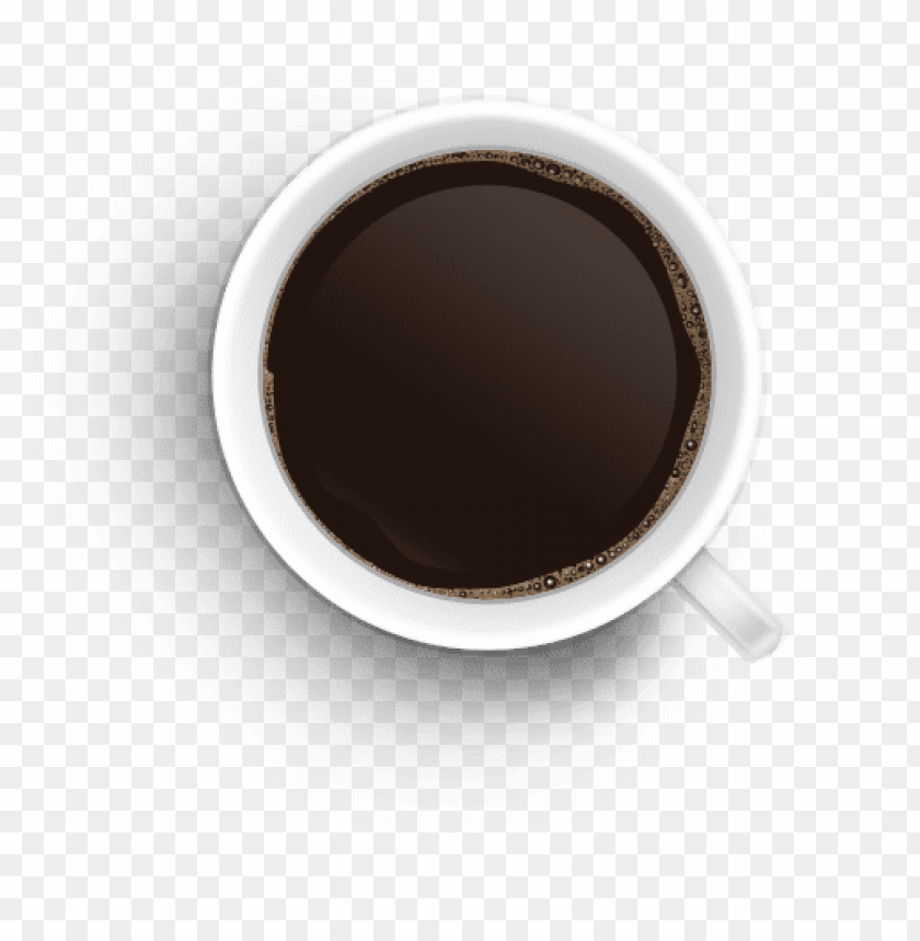 free PNG coffee cup top view png - coffee cup top view PNG image with transparent background PNG images transparent