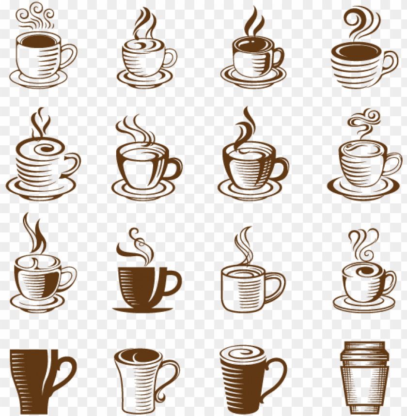 free PNG coffee cup vector free PNG image with transparent background PNG images transparent