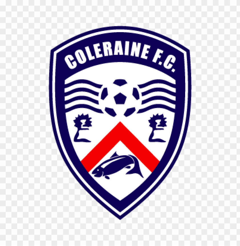 coleraine fc vector logo@toppng.com