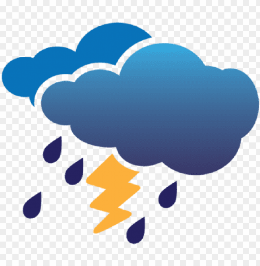 free PNG collection of thunder storm icons  s - thunderstorm icon png - Free PNG Images PNG images transparent