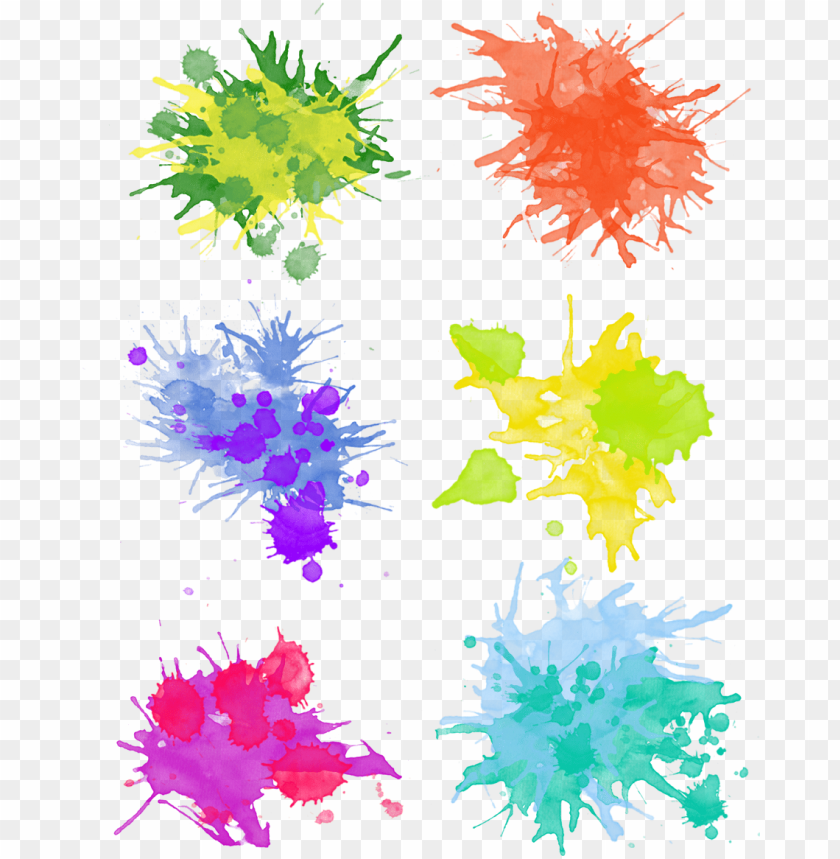 color ink watermark background png and psd - png ลายน้ำ PNG image with transparent background@toppng.com