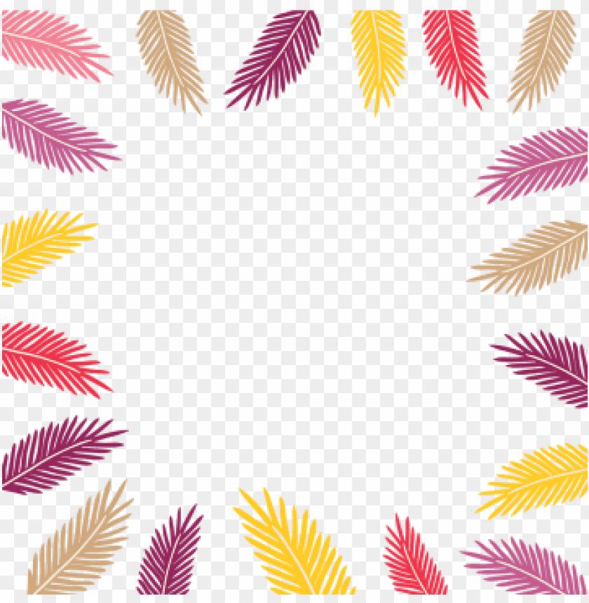 free PNG color marco de hoja PNG image with transparent background PNG images transparent