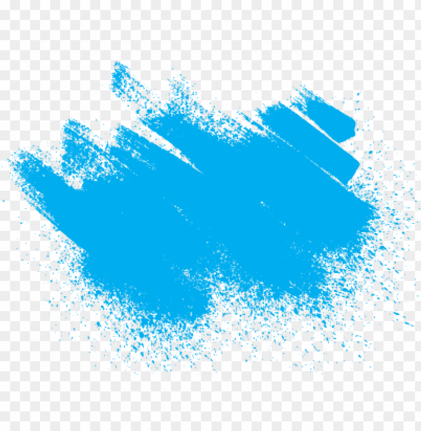 free PNG color splash blue PNG image with transparent background PNG images transparent