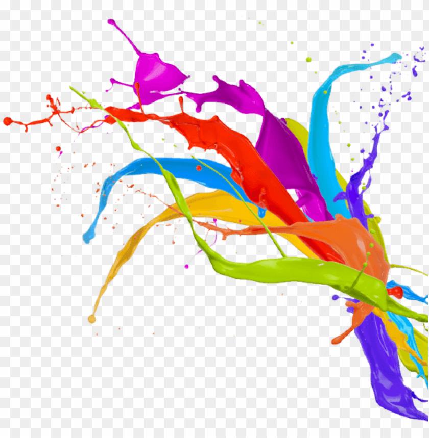 free PNG color splash png download - color splash paint PNG image with transparent background PNG images transparent