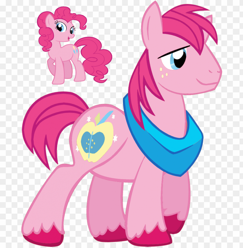free PNG color swap - pinkie pie my little pony friendship is magic cute PNG image with transparent background PNG images transparent