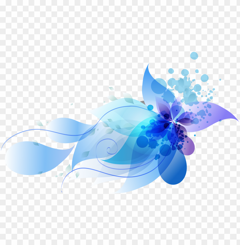 free PNG colorful abstract flowers - free purple abstract flowers PNG image with transparent background PNG images transparent
