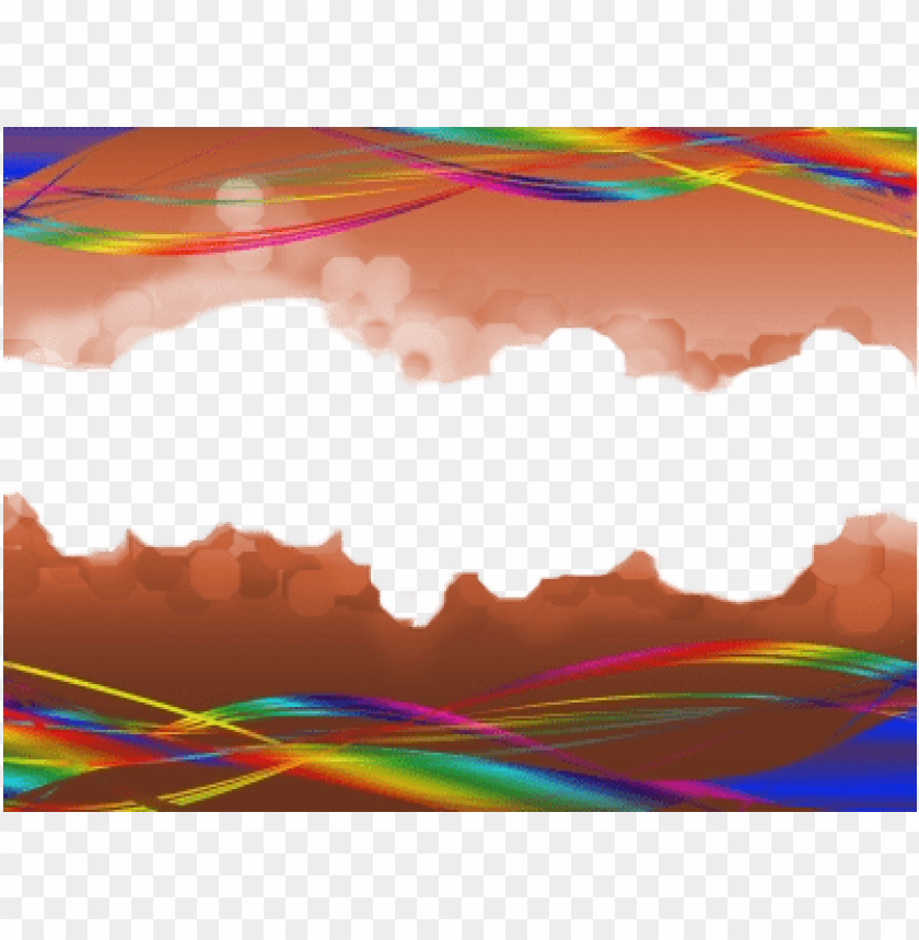 free PNG colorful border abstract transparent PNG image with transparent background PNG images transparent