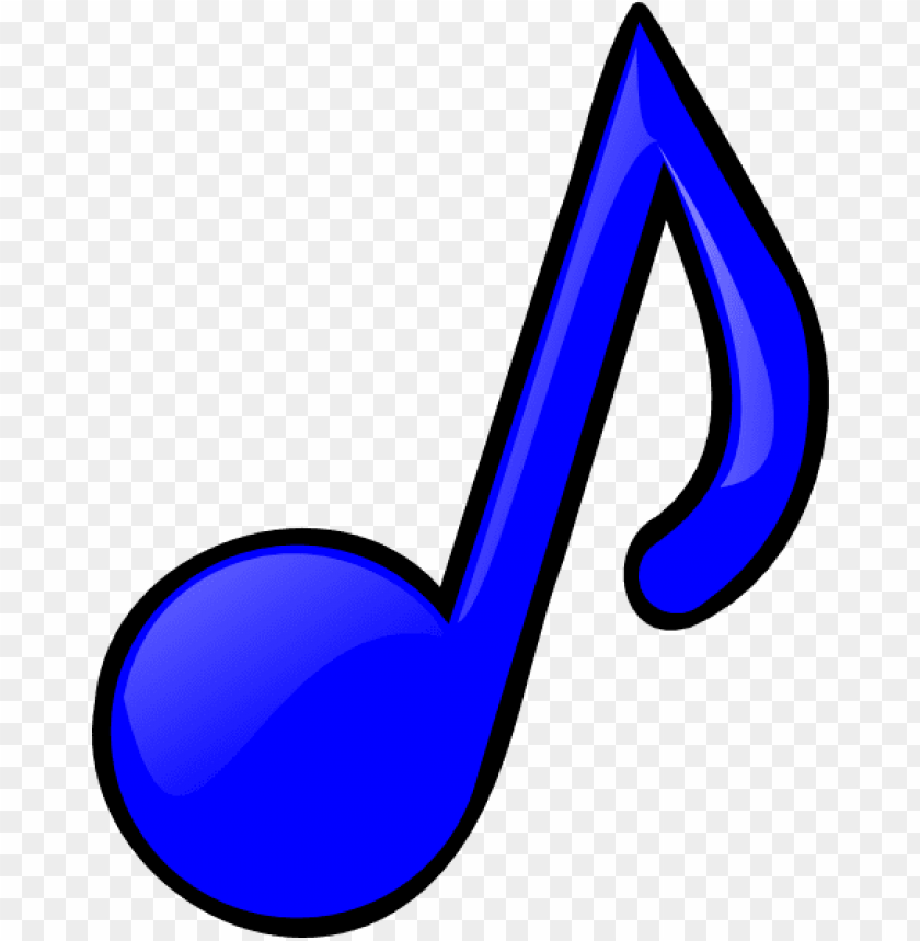 free PNG colorful music note clipart - colored music note clip art PNG image with transparent background PNG images transparent
