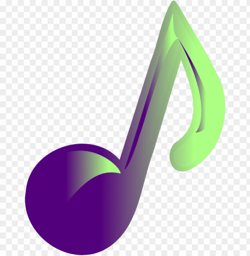 free PNG colorful musical notes symbols - colorful music note PNG image with transparent background PNG images transparent