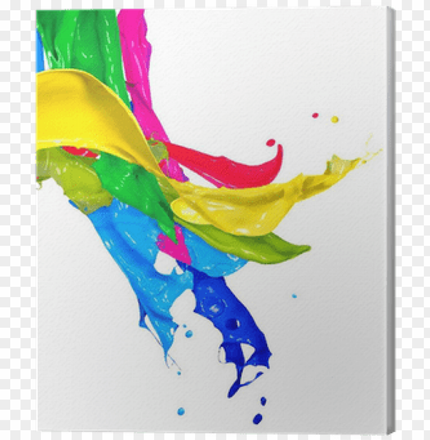 free PNG colorful paint splash isolated on white - color paint splash PNG image with transparent background PNG images transparent