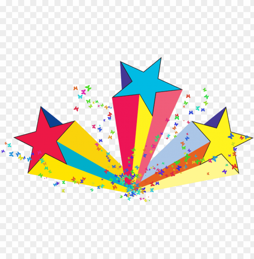 free PNG colorful shooting stars PNG image with transparent background PNG images transparent