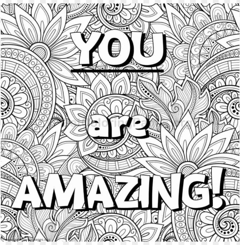 Coloring Pages Color Words Png Image With Transparent Background Toppng