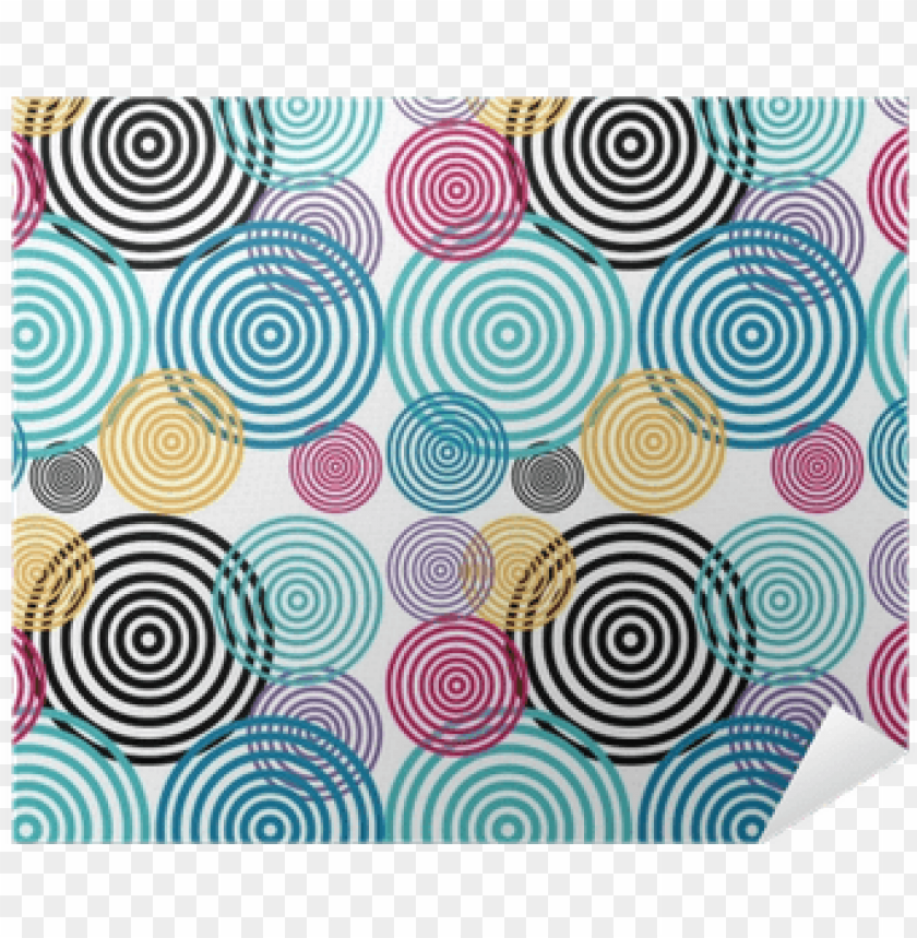 free PNG colors geometric pattern background vector illustration - circle PNG image with transparent background PNG images transparent