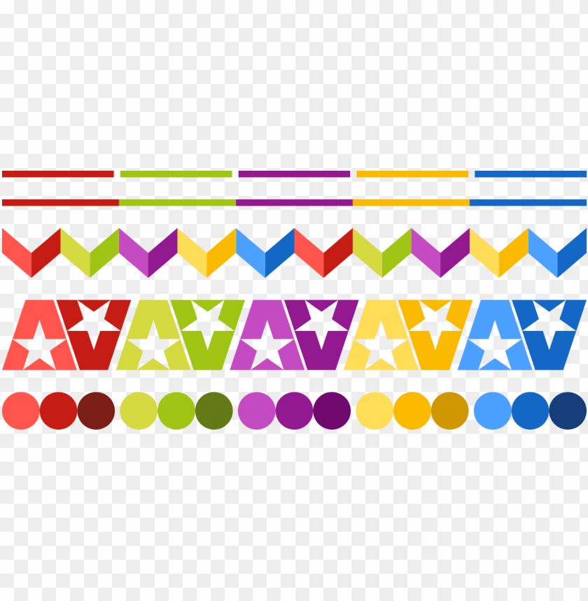 free PNG colour line design PNG image with transparent background PNG images transparent