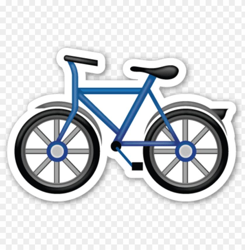free PNG com emoji stickers, art transportation, smileys, bicycle, - emoji bicycle PNG image with transparent background PNG images transparent