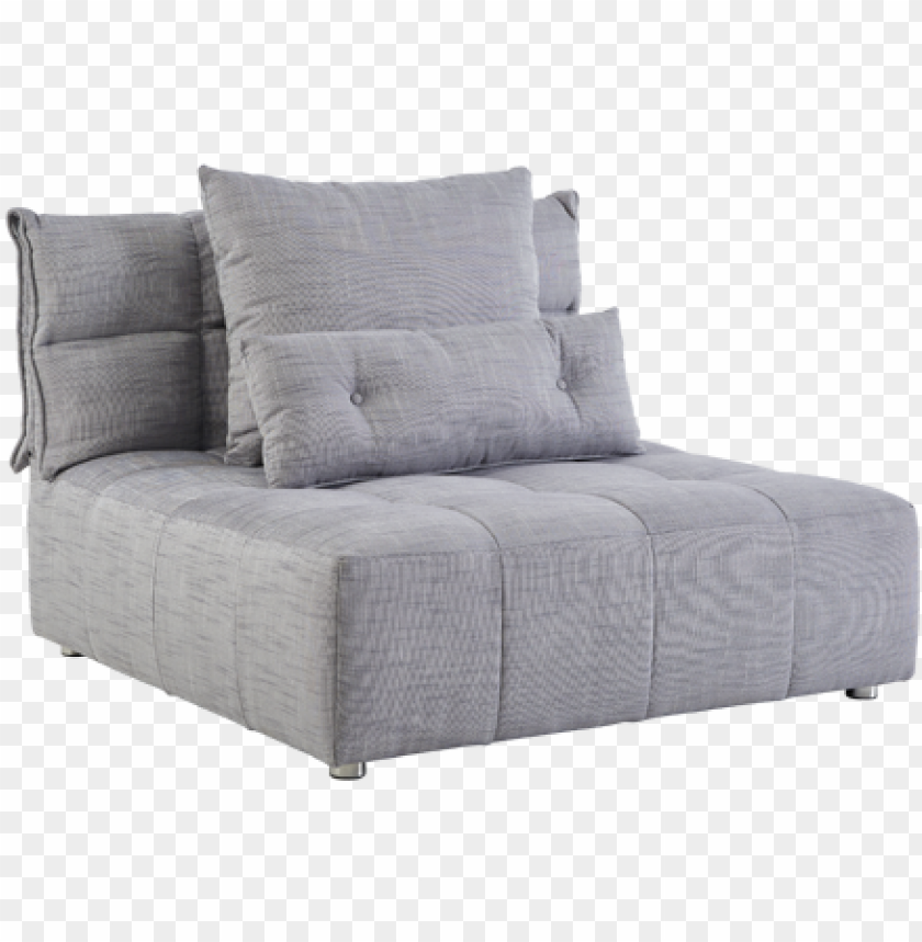 free PNG comfort zone - center section - sofa bed PNG image with transparent background PNG images transparent