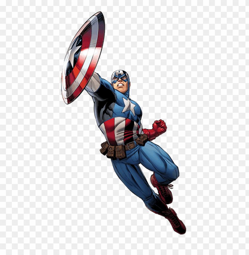 comic captain america png image with transparent background toppng comic captain america png image with