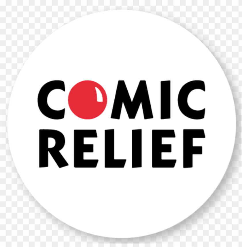 free PNG comic relief - comic relief logo PNG image with transparent background PNG images transparent